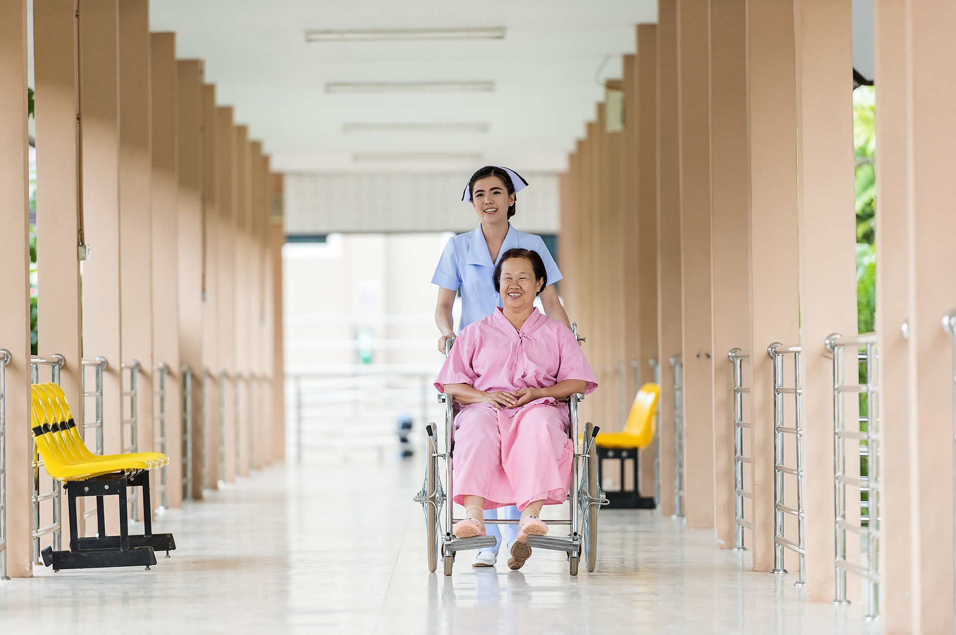 Nursing Care Jobs in Japan