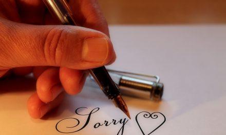 謝罪文・謝罪メールの書き方のマナーって?ポイントや例文は?