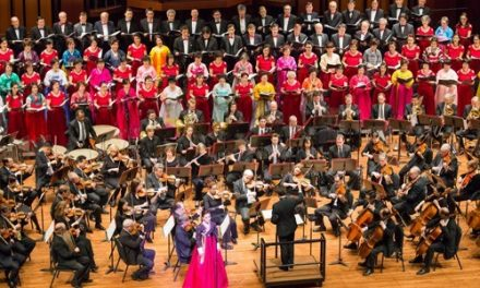 Differences create great harmony — Celebrate Asia concert combines music of different cultures to bridge worlds together