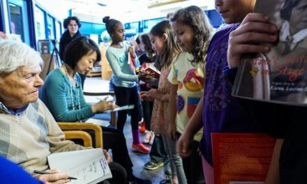 Young girl's old suitcase teaches world children about Holocaust